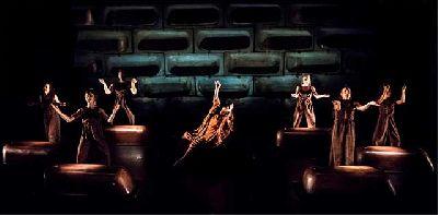 Foto promocional de Elektra.25 de la compañía Atalaya