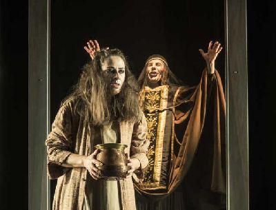 Teatro: Elektra en La Fundición Sevilla