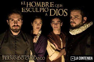 Teatro: El hombre que esculpió a Dios en el Teatro Távora de Sevilla