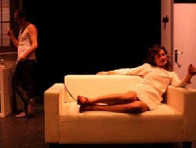 Teatro: El Juego en La Imperdible de Sevilla