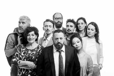Teatro: El jurado en el Teatro Lope de Vega de Sevilla