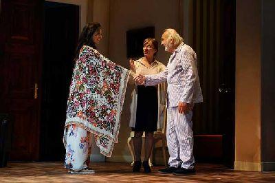 Teatro: El Padre en el Teatro Lope de Vega de Sevilla