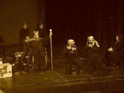 Teatro: El principito en el Centro TNT-Atalaya Sevilla