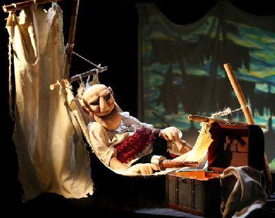 Teatro infantil: El último pirata en La Fundición Sevilla