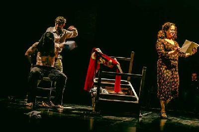 Teatro: Un encuentro con Miguel Hernández en La Fundición Sevilla