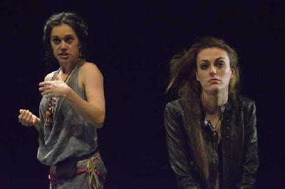 Teatro: En defensa propia en La Imperdible de Sevilla