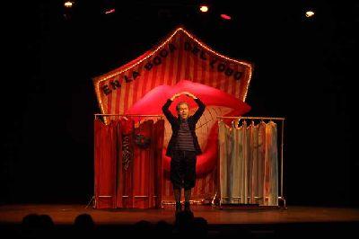 Teatro: En la boca del lobo en la Sala Cero Sevilla