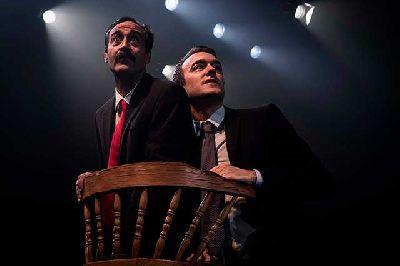 Foto de la obra de teatro Ensayo sobre la lucidez de la compañía La Danesa