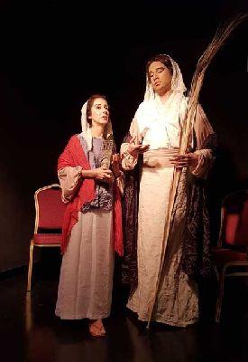 Teatro: En Sevilla hay que morí en La Imperdible de Sevilla