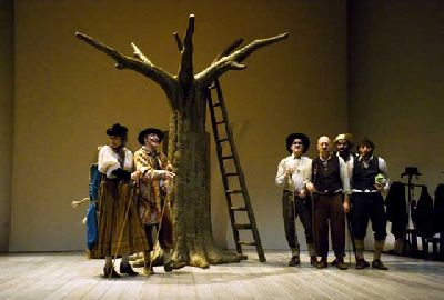 Teatro: Entremeses de Cervantes en el Teatro Lope de Vega de Sevilla