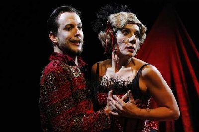 Teatro: El escenario ambulante en el Teatro Central de Sevilla