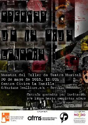 Teatro: Escenas de la vida bohemia en La Ranilla de Sevilla
