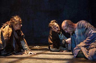 Teatro: Los esclavos de mis esclavos en el TNT-Atalaya de Sevilla