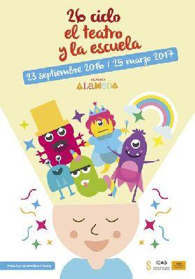 XXVI El teatro y la escuela en Sevilla (2016-2017)