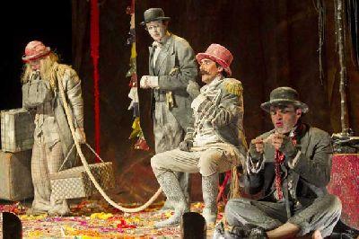 Teatro: Esperando a Godot en La Carpa Sevilla