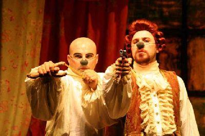 Teatro: Estocolmo (se acabó el cuento) en la Sala Cero de Sevilla (2015)
