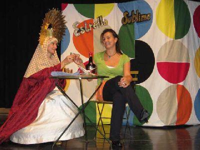 Teatro: Estrella sublime en la Sala Cero Sevilla (primavera 2013)