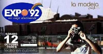 Especial 12 de octubre en el Pabellón de la Navegación de Sevilla