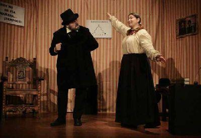 Teatro infantil: ¡Feliz Navidad, Sr. Scrooge! en la Sala Cero de Sevilla 2018