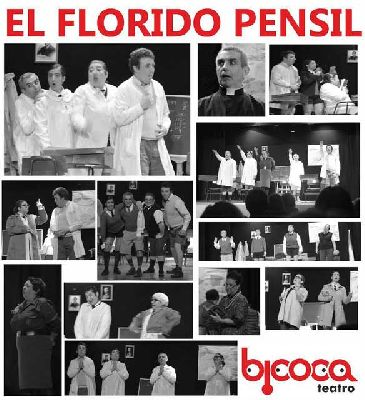 Teatro: Florido pensil en el Centro Cívico Alcosa de Sevilla