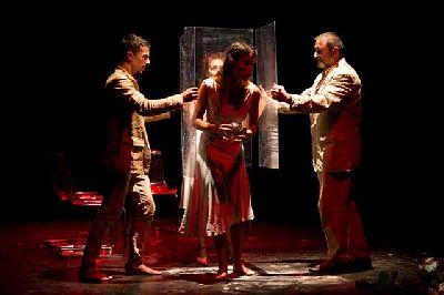 Foto de Fly por la compañía Hermes Teatro