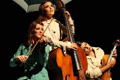 Teatro: The FunamViolistas en La Fundición de Sevilla