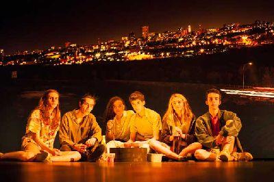 Foto promocional de Future Lovers de la compañía La Tristura