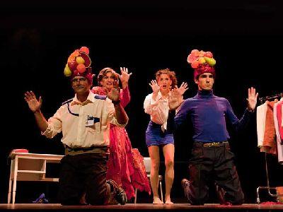 Teatro: Galerías Benidorm en La Imperdible de Sevilla