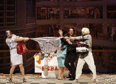 Teatro: Galerías Tonterías en La Imperdible de Sevilla