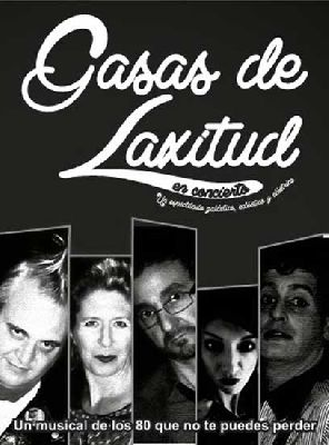 Teatro: Gasas de laxitud en sala Obbio de Sevilla