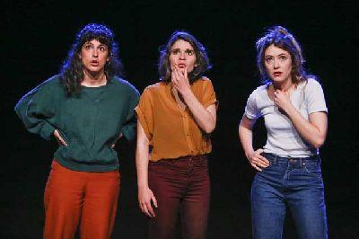 Teatro: Generación Why en La Fundición de Sevilla 2018