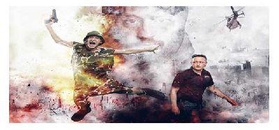 Teatro: Guerra en el Teatro Central de Sevilla