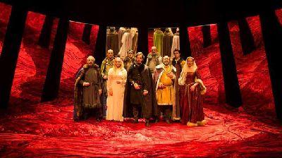 Teatro: Hamlet en el Teatro Lope de Vega de Sevilla 2017