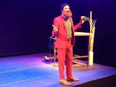 Teatro: Hey Bro! Hipster Show en la Sala Cero de Sevilla