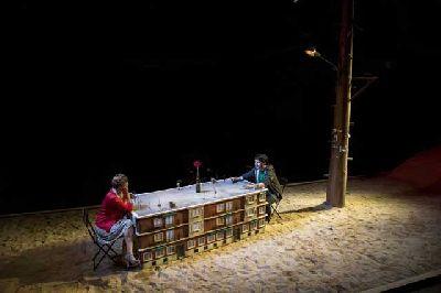 Teatro: Historias de Usera en el Teatro Central de Sevilla