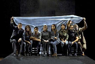 Teatro: Incendios en el Teatro Central de Sevilla