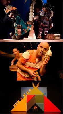 Teatro infantil en Sevilla fin de semana de 10 y 11 enero 2015