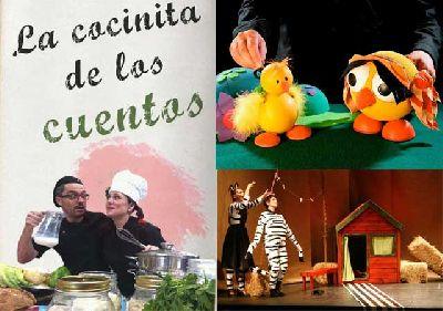 Teatro infantil en Sevilla, fin de semana 12 y 13 de octubre 2013
