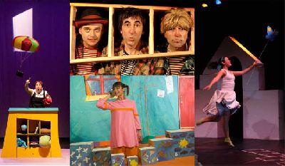 Teatro infantil en Sevilla fin de semana de 15 y 16 de marzo 2014