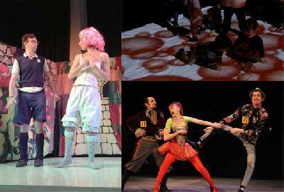 Teatro infantil en Sevilla, fin de semana del 18 y 19 enero 2014