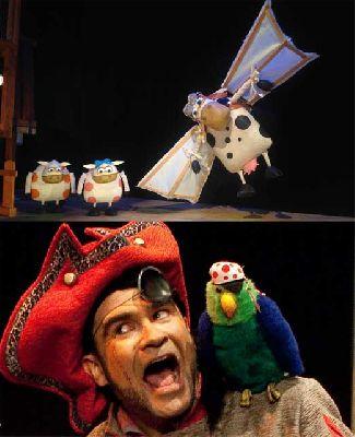 Teatro infantil en Sevilla fin de semana de 18 y 19 octubre 2014