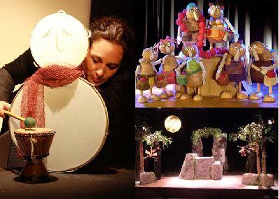 Teatro infantil en Sevilla, fin de semana 19 y 20 de octubre 2013