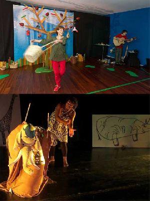 Teatro infantil en Sevilla fin de semana de 20 y 21 diciembre 2014