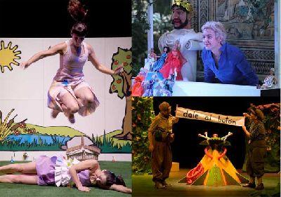 Teatro infantil en Sevilla, fin de semana 23 y 24 noviembre 2013