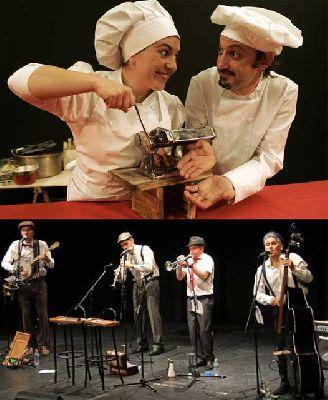 Teatro infantil en Sevilla fin de semana de 25 y 26 octubre 2014