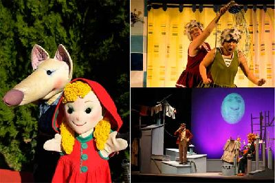 Teatro infantil en Sevilla, fin de semana 27 a 29 diciembre 2013