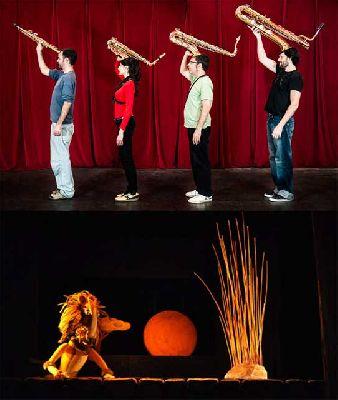 Teatro infantil en Sevilla fin de semana de 26 y 27 de abril 2014
