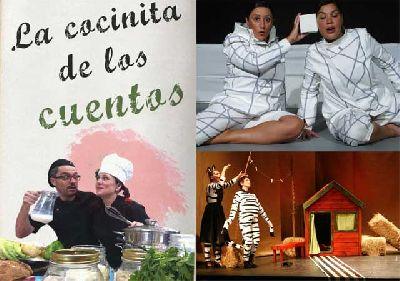 Teatro infantil en Sevilla, fin de semana 28 y 29 septiembre 2013