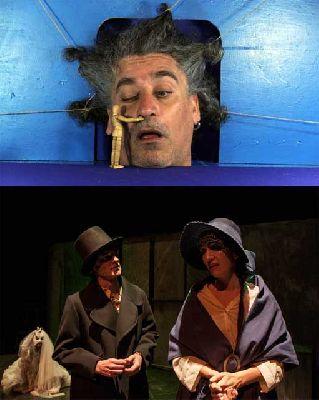 Teatro infantil en Sevilla fin de semana de 2 a 4 enero 2015