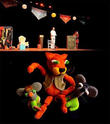 Teatro infantil en Sevilla fin de semana del 2 al 3 de mayo 2015
